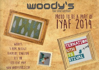 international youth arts theatre, swamp stomp, woody's