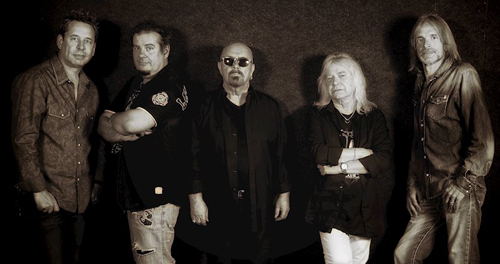 Magnum, Lost on the Road to Eternity, Birmingham Symphony Hall, Tony Clarkin, Bob Catley