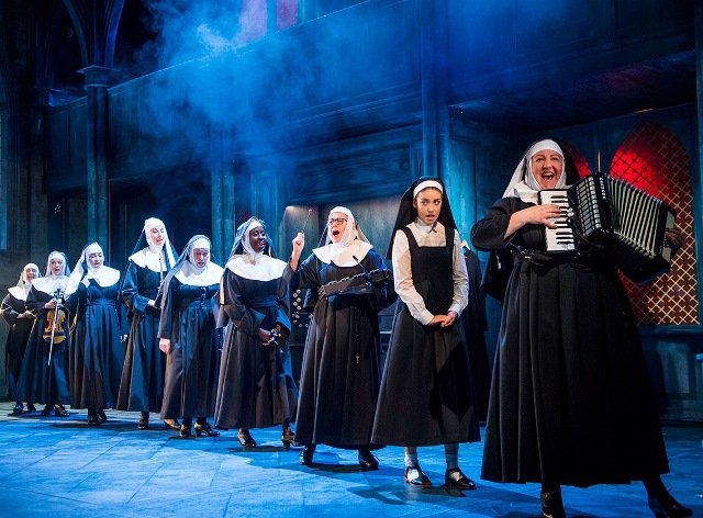 Sister Act, Alexandra Burke, UK Tour, Craig Revel Horwood