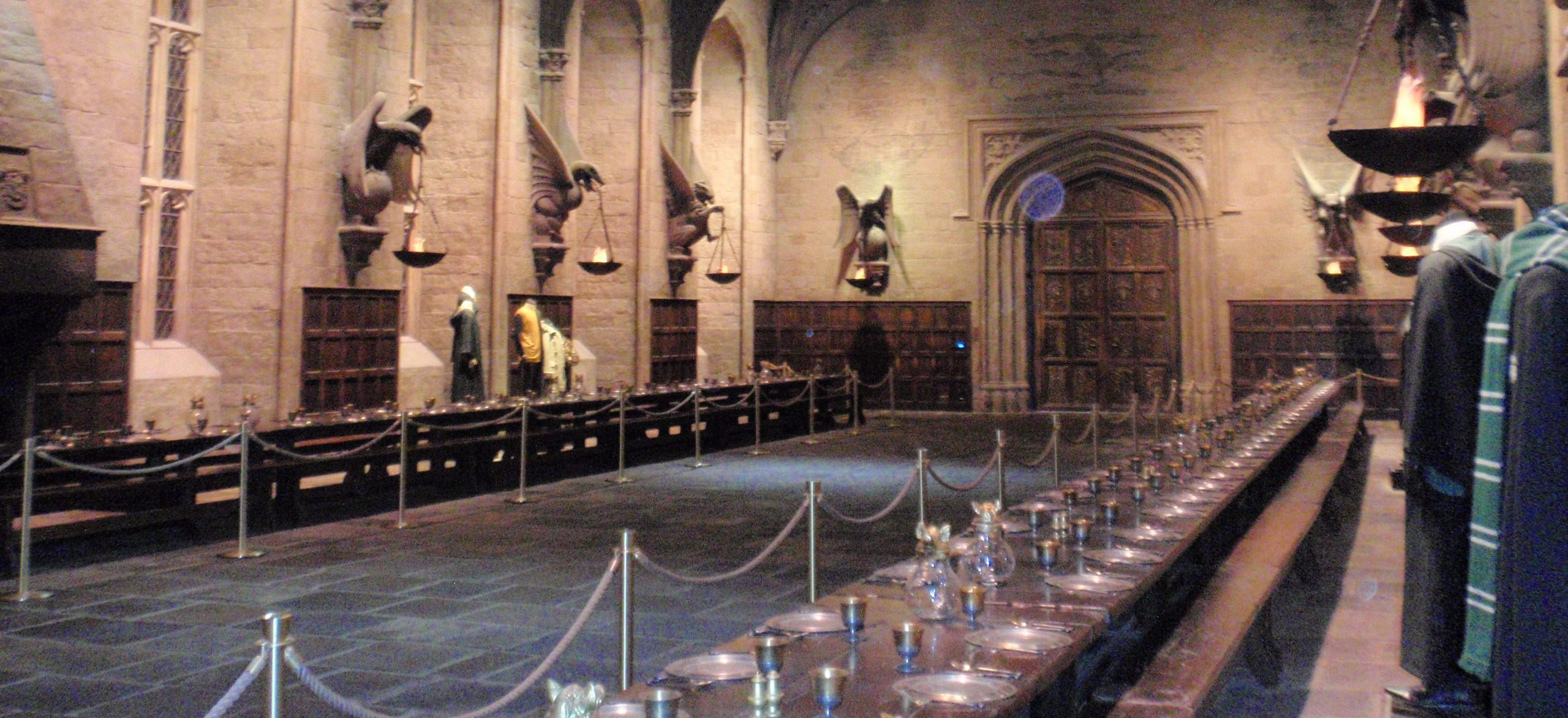 The Making Of Harry Potter Warner Brothers Studio Tour
