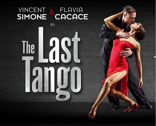 Vincent and Flavia, The Last Tango, UK Tour, Birmingham Hippodrome