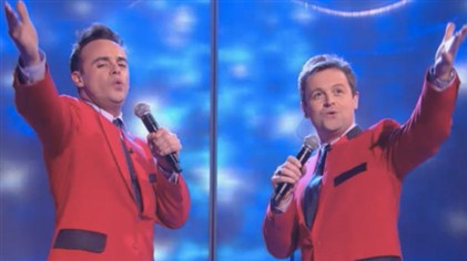 ant & dec, saturday night takeaway, live tour, itv