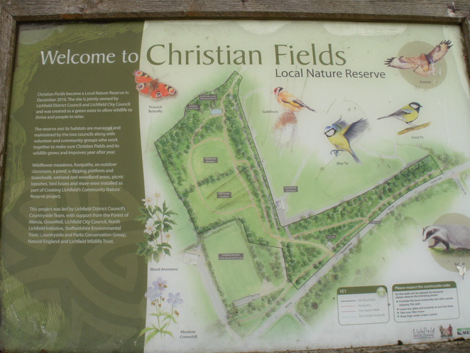 Christian Fields Local Nature Reserve