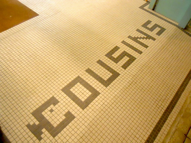 cousins fish shop, fish and chips, wimbledon