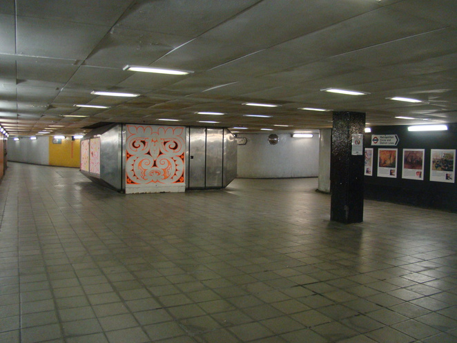 Subway gallery