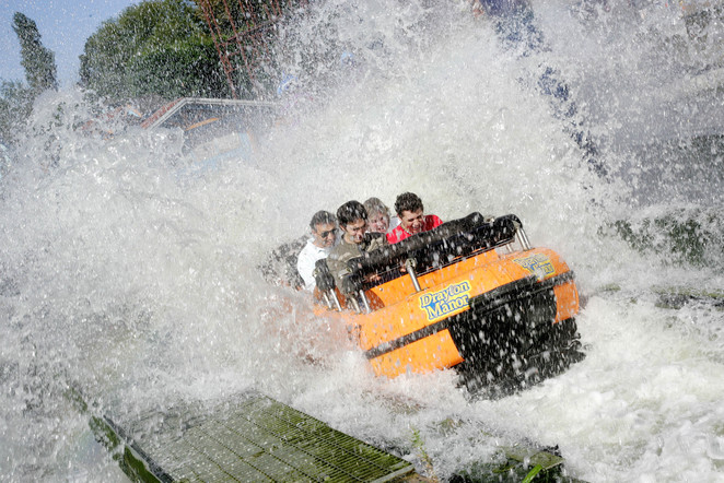 Drayton Manor, theme park, Stormforce, rollercoaster, Thomas Land