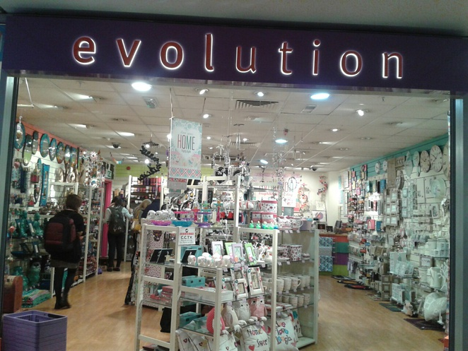 Evolution, home ware, accessories, shopping, Bullring