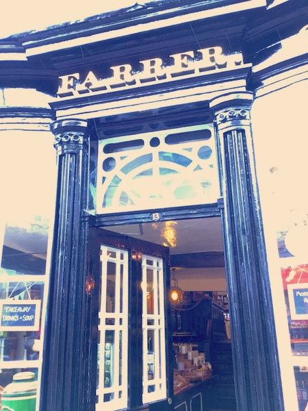 farer's tea and coffee merchants, kendal, tea house