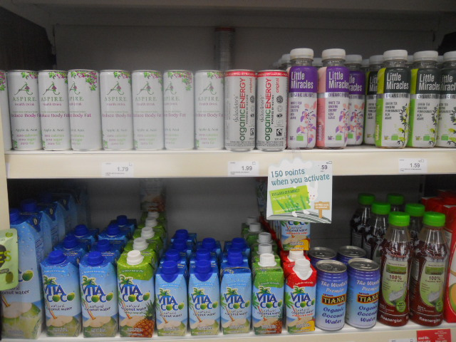 holland & barrett, aspire drink