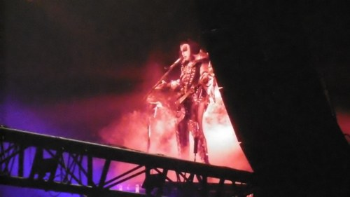 Kiss, Paul Stanley, Gene Simmons, Tommy Thayer, Eric Singer, Birmingham Barclaycard Arena, Gig Review, Kissworld Tour