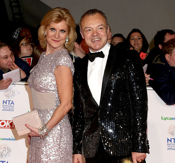 national television awards, graham norton