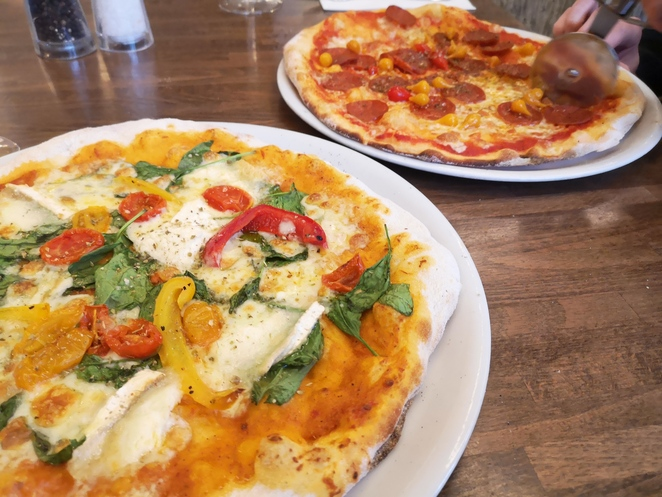 Prezzo, Harborne, review, Italian restaurants Birmingham