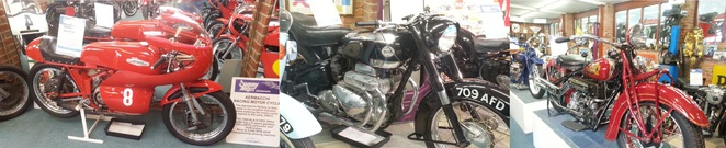 Sammy Millar, Motorcycle, Museum, Hampshire, antique, restoration, craft shops, cafe, animals,