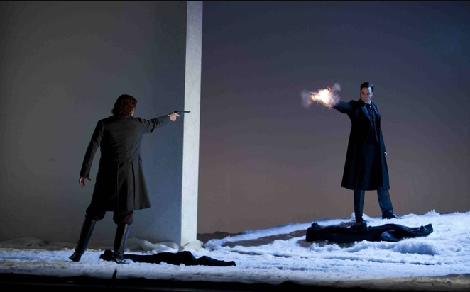 Wno, welsh national opera, Russian operas, Autumn season, Birmingham hippodrome, khovaschina, from the house of the dead, Eugene onegin