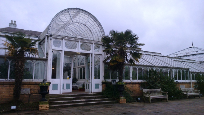 Birmingham Botanical Gardens, Edgbaston, places to go with the kids, Weekend Notes