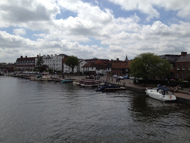 Boats for Hire, Henley on Thames