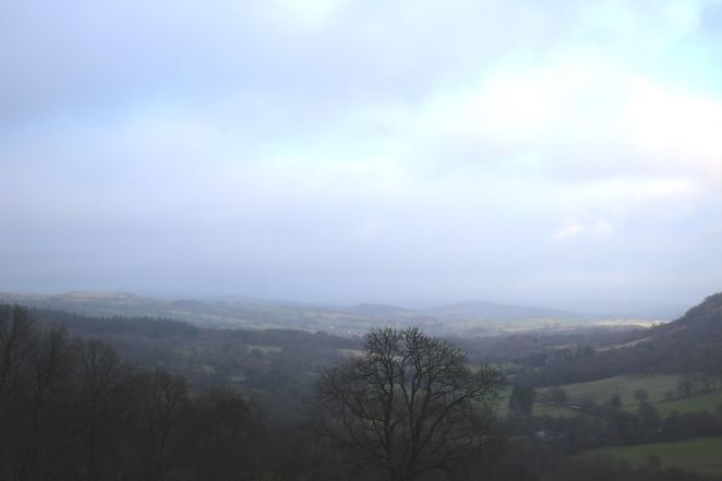 brecon,beacons,wales,mountains,scenery,walking,overcast
