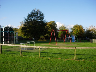 Childrens playground, H. Winlow 2012