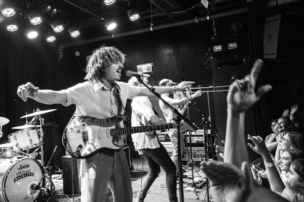 Lime Cordiale, Oli Leimbach, Louis Leimbach, O2 Academy Birmingham, Permanent Vacation, Inappropriate Behaviour