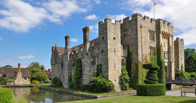 london escape hever castle