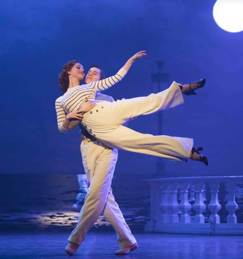 Matthew Bourne The Red Shoes, Birmingham Hippodrome, New Adventures, Ashley Shaw