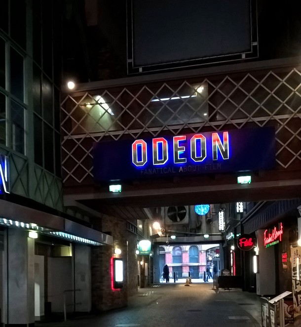Odeon, Cinema, Printworks, Manchester cinema, films, where to watch films, cinema Manchester