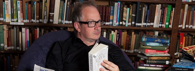 robin ince, pragmatic insanity, comedy, nst city, nuffield southampton theatres