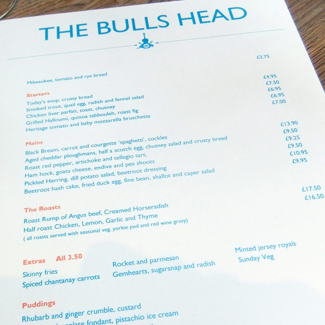 The Bulls Head Barnes