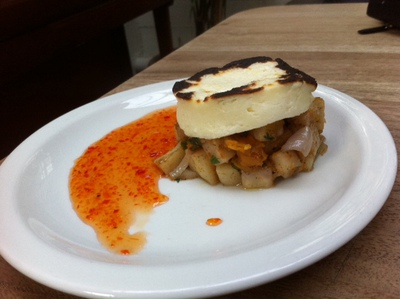 The Jam Factory, Halloumi, Roast Vegetables, Chilli Jam