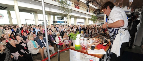ascot festival of food and wine, james martin