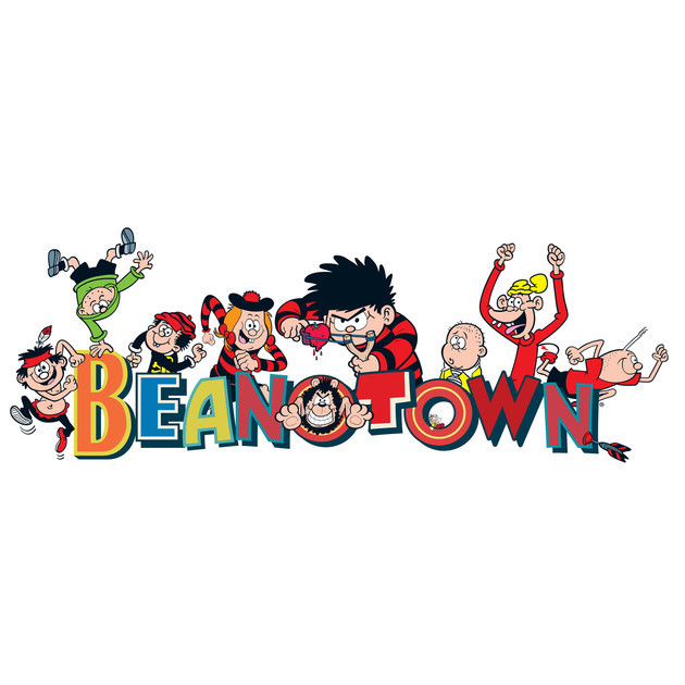 beanowtown, dennis the menace, southbank centre