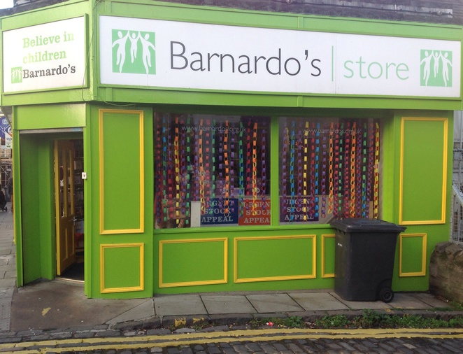 Barnardo's, Edinburgh, Stockbridge