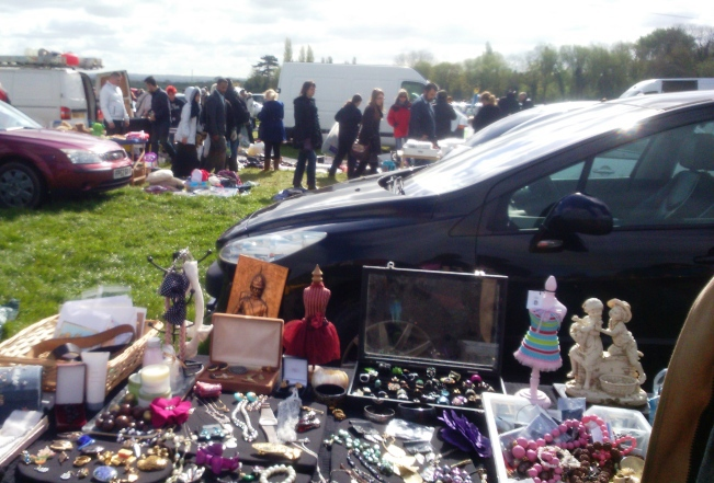 Car Boot Sales Midlands Uk