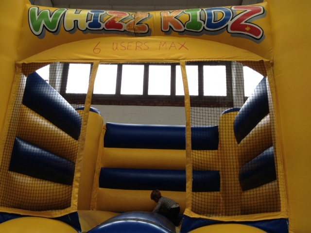 councy castle, Whizz Kids, slide, soft play, thame, oxfordshire