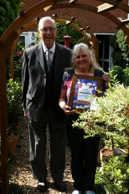 Linda Jackson, Tamworth in Bloom