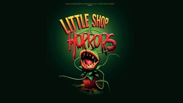 Little shop of horrors, uk tour, Rhydian, Birmingham new Alexandra theatre