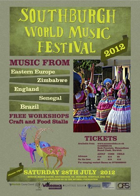 Southburgh World Music Festival