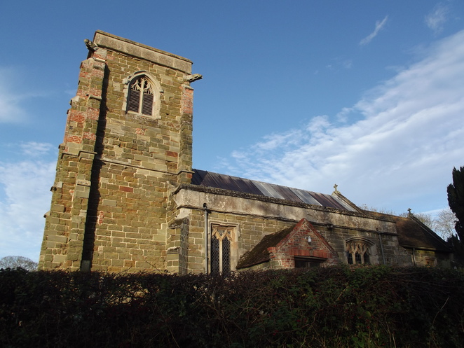 St. Margaret's Church, Bag Enderby