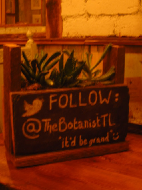 The Botanist updates