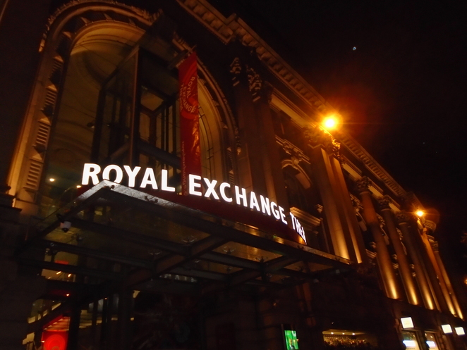 : Theatre, Manchester, Royal Exchange