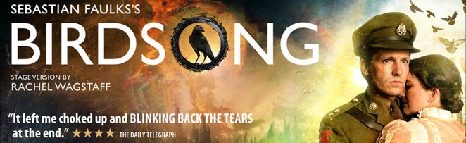 birdsong, live on stage, theatre, southampton theatre, nuffield southampton theatres