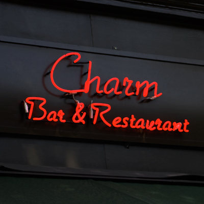 Charm sign