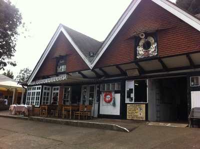 Cherwell Boathouse Restaurant Oxford