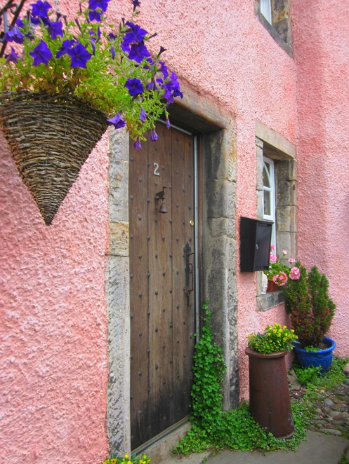 Culross house