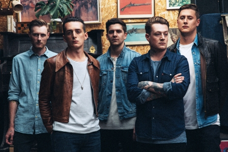Deaf Havana, James Veck-Gilodi, All These Countless Nights, O2 Academy Birmingham