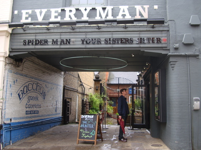 The Everyman Cinema, Hampstead