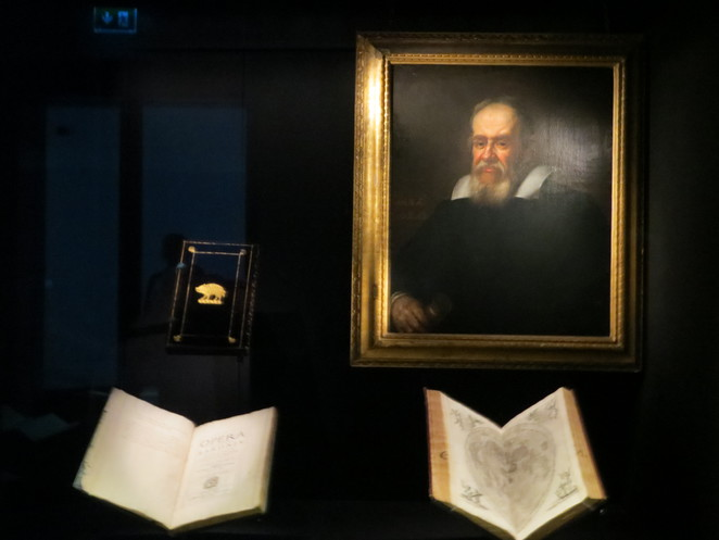 galileo galilei, marks of genius, bodleian library, oxford