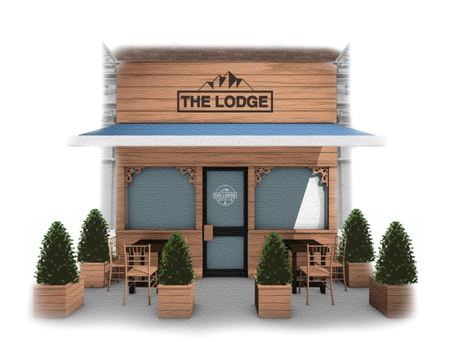 jimmy's popups, the lodge, apres
