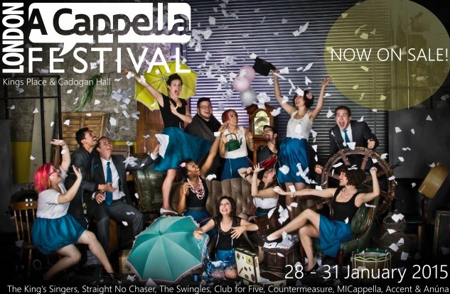 london a cappella festival, king's place