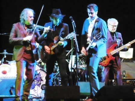 The Waterboys, Mike Scott, Out of All This Blue, Symphony Hall Birmingham, Steve Wickham, Brother Paul